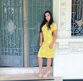 92bbe071c5 Vestido Tubinho Renda Guipir - Vestidos Femininas em Bahia no ...