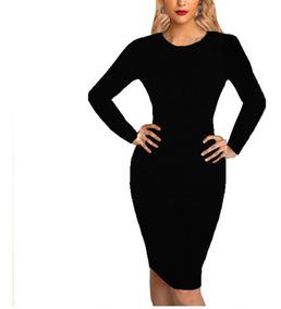 d342ce5f0 Feirinha Da Madrugada Vestidos Evangelicos - Vestidos Femeninos com o  Melhores Preços no Mercado Livre Brasil