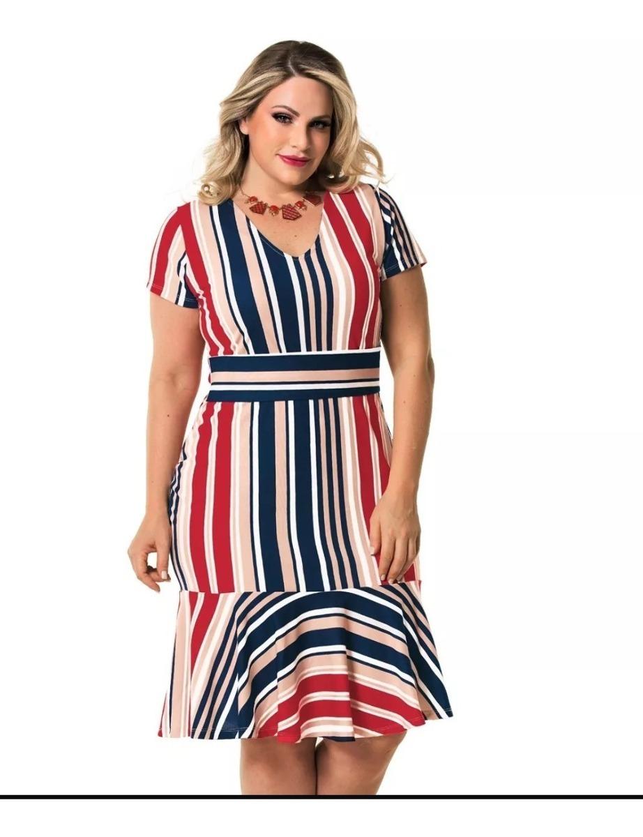 bd2ef23a8380 vestido tubinho plus size moda evangélica festa barato g2. Carregando zoom.