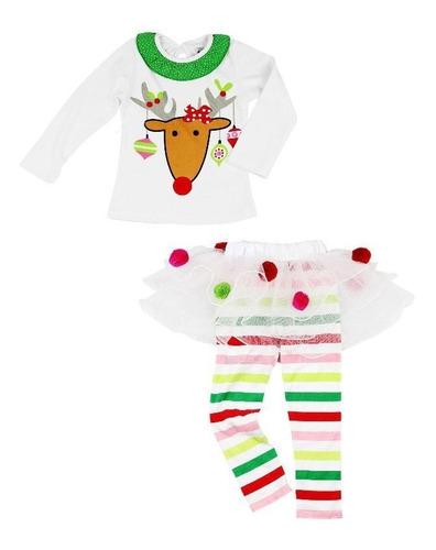 vestido-tutu- bebe- niña- navidad