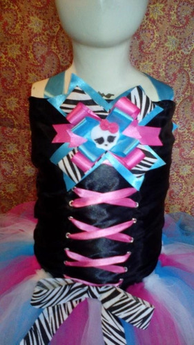 vestido tutu cumpleaños