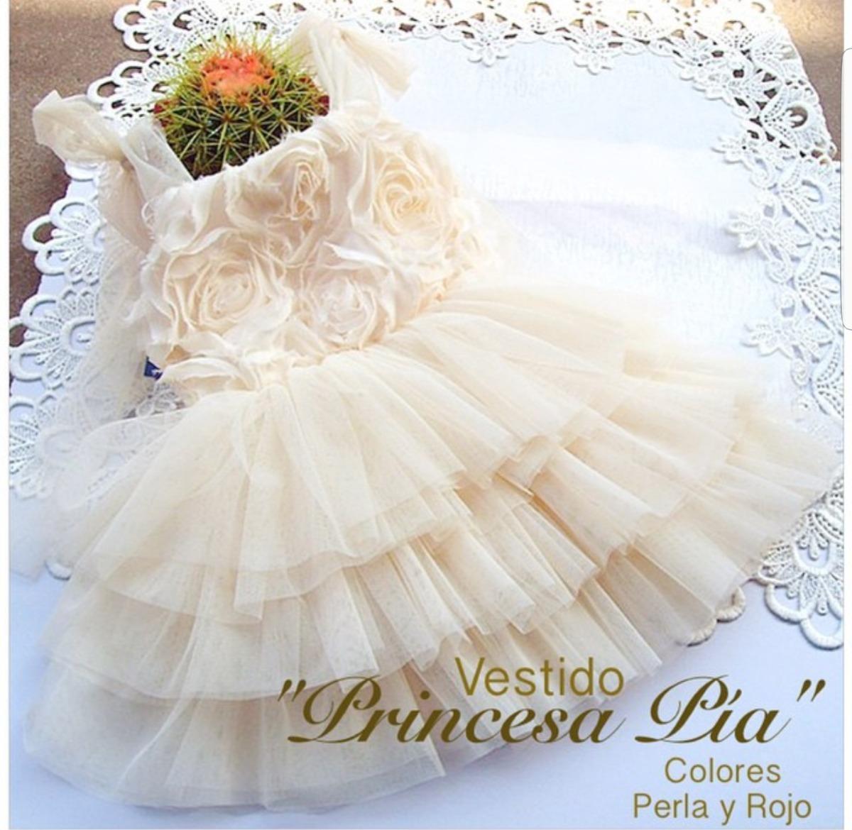 Vestido Tutu De Rosas Y Boleros Para Niñas - $ 45.000 en Mercado Libre