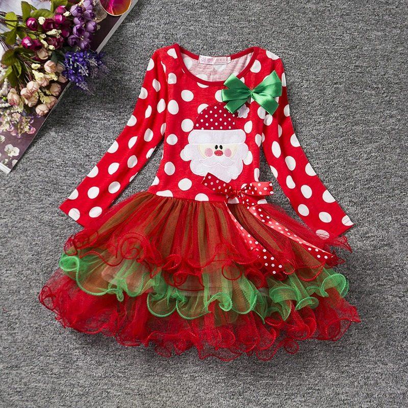 fdda0f5b9 vestido tutu navidad para bebes y niñas de 1 año y 2 años. Cargando zoom.