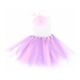 Vestido Tutu Para Niñas - Patatitas