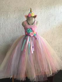 Vestido Tutu Cenicienta Vestidos Rosa Claro En Veracruz En