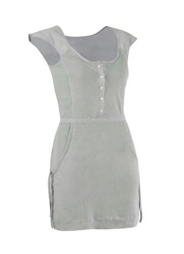 vestido ultralight de biofibra de lyocell