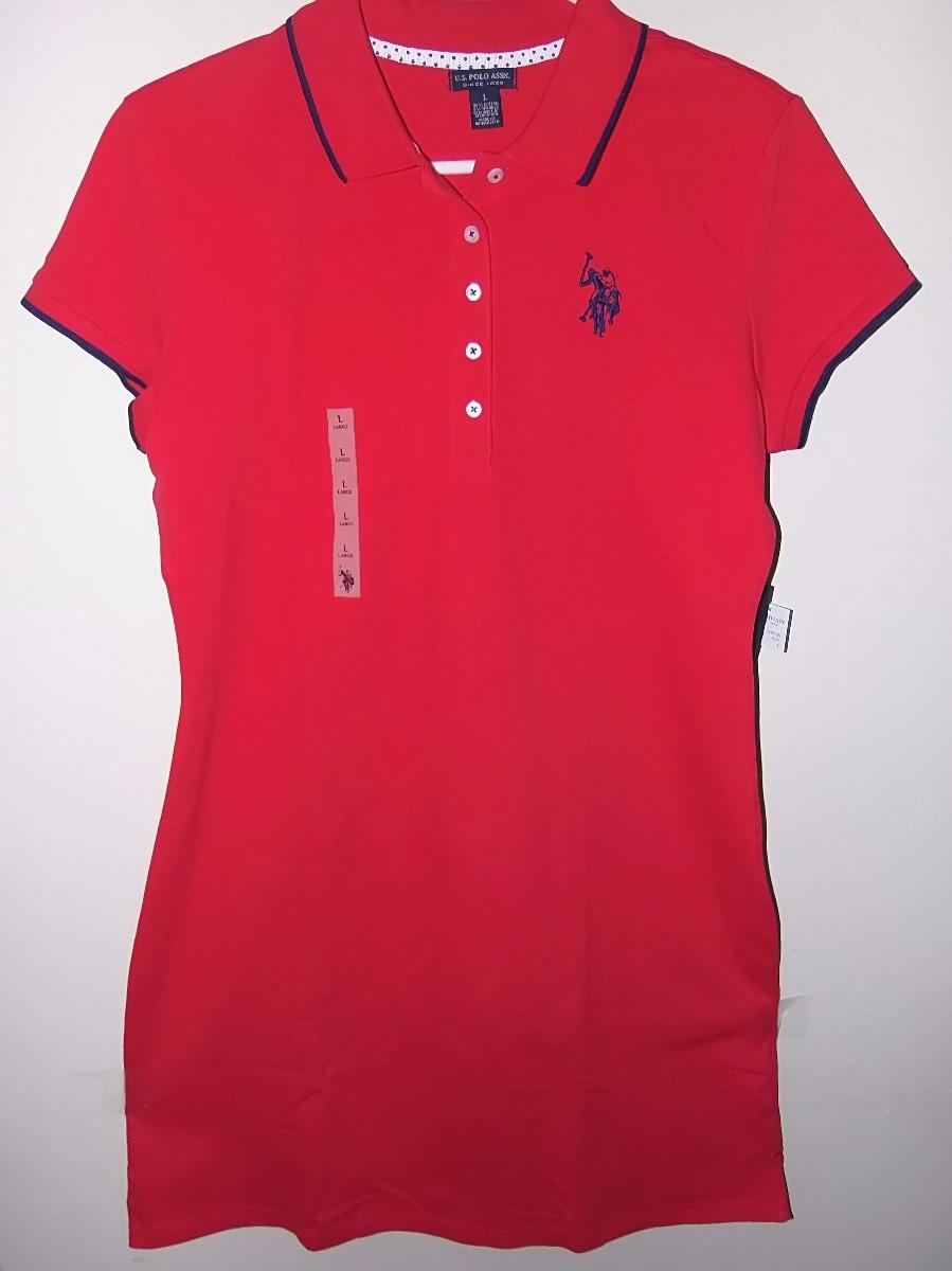 99bf8525b7 vestido u.s polo assn original. Carregando zoom.