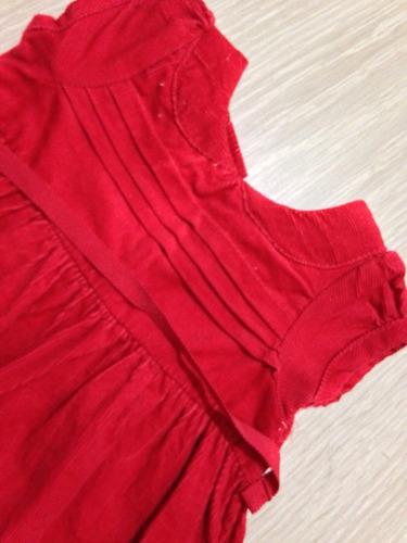 vestido veludo importado