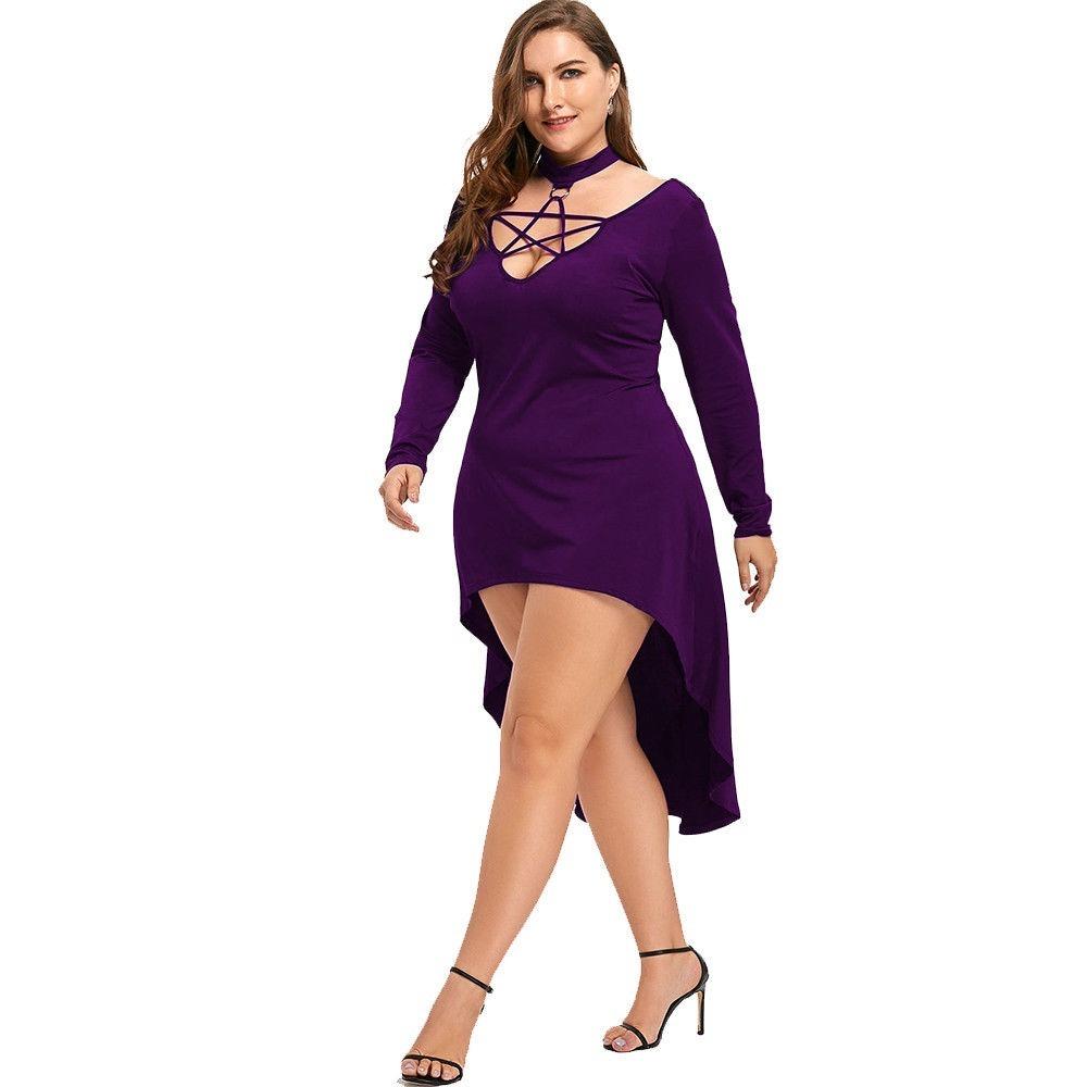 Vestido de fiesta xl