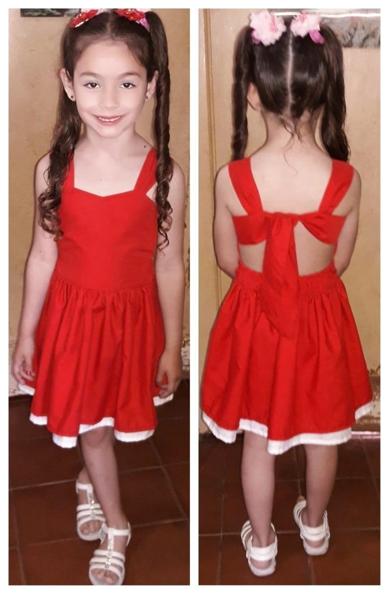 Vestidos de verano en rojo