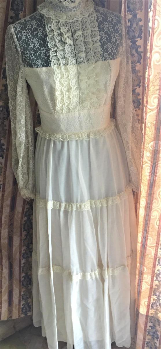 vestido victoriano autentico vintage novias edwardian teatro