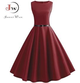917b3a75e591 Cklass Vestido Vino - Vestidos de Mujer Medio Rojo en Mercado Libre ...