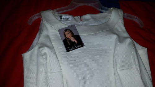 vestido wanda amieiro nuevo original oferta envío gratis!!!