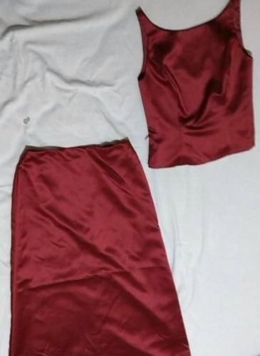vestido watters & watters seminuevo