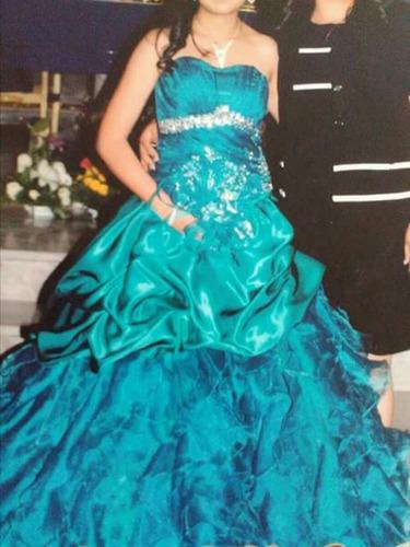 vestido xv