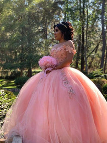 Vestido En Dorado Vestidos De Xv Mujer Colima Vestidos De