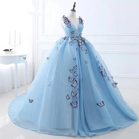 Vestido De Xv Años De Diseñador Oferta Vestidos De Mujer
