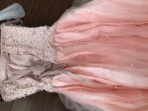 vestido xv años