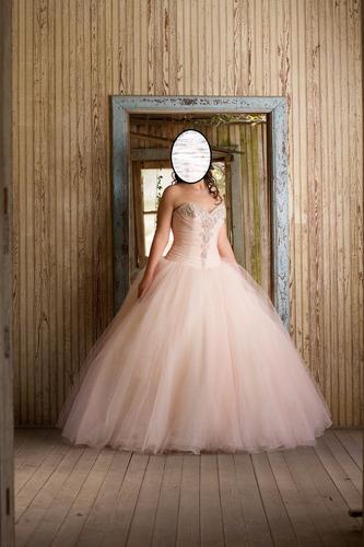 vestido xv años, diseño exclusivo - hermoso!