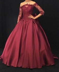 Vendo Vestido De Xv Años Del Diseñador Mitzy Vestidos De