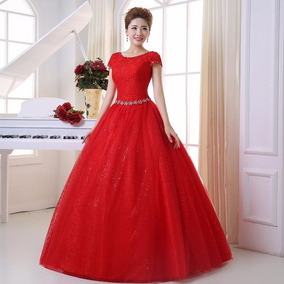 Vestidos De Xv Color Rojo Zacatecas Vestidos De 15 2 En