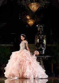 Vestidos De Xv Guindas Vestidos De Mujer De 15 Largo Coral