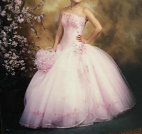 Hermoso Vestido De Xv De Famosos Diseñadores Vestidos De