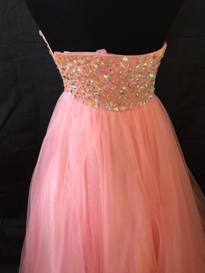 Vestido de color rosa - 1 part 8