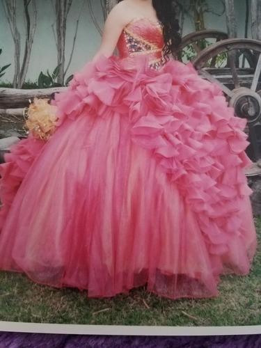 vestido xv años  ragazza