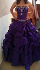 Vestidos De Xv Guindas Vestidos De 15 Liso En Guadalupe En