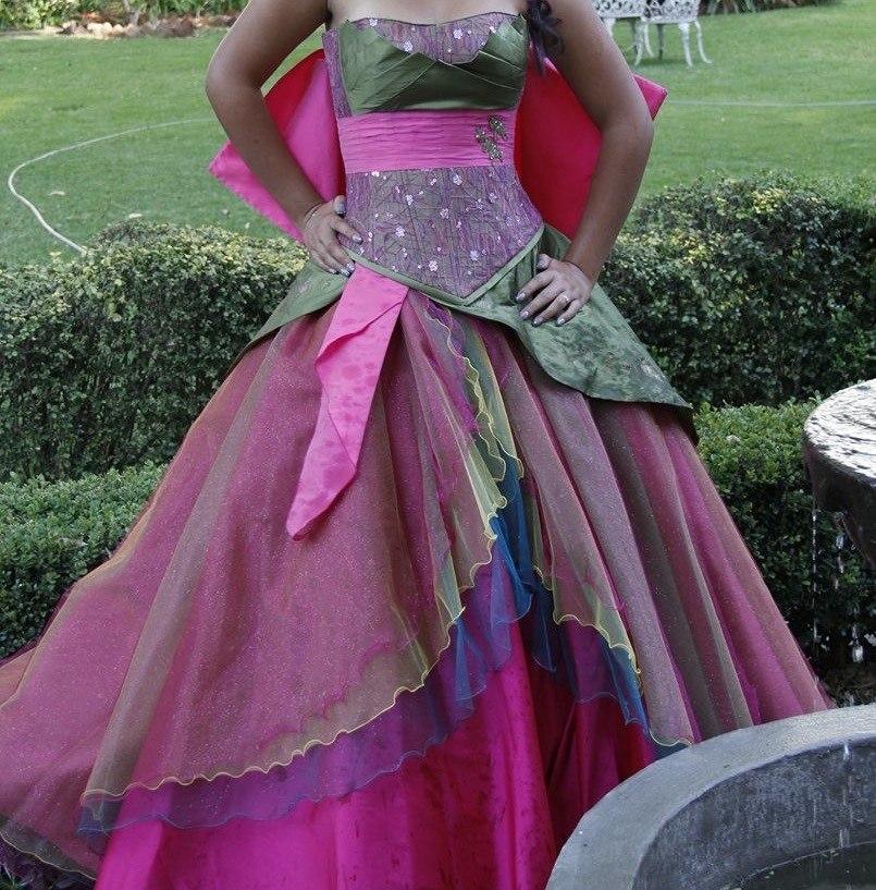 Lujoso Vestido De Fiesta De Los Locos Colección de Imágenes - Ideas ...