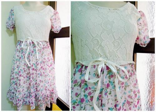 vestido y braga moda japonesa nuevo nuevo nuevo