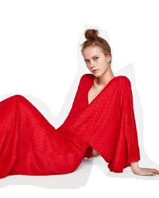 discapacidades estructurales diseño de calidad comprando ahora Midi Para Bajo - Vestidos Rojo en Mercado Libre Argentina