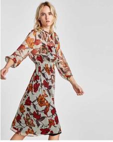 levita vestido zar