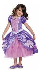 Vestidos Princesa Sofia Para Nina Ropa Zapatos Y