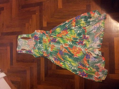 vestido/florido/verano/estampado/ropa