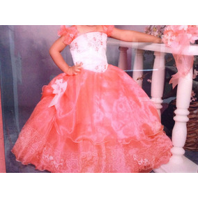 c8a47f8a9 Vestidos De Presentacion De 3 A Os Desmontables - Ropa