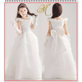 4d01fe7bd Vestidos De Gala Para Niñas en Mercado Libre Colombia