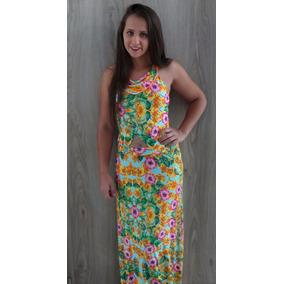 2d3f93dc7 Vestido Ana Hickman - Vestidos Casuais Longos Femininas no Mercado ...