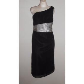 9272b9acd8 Vestido De Fiesta Plateado Urge Su Venta - Vestidos de Mujer