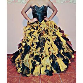 5f08ad5d79 Wish Vestido - Vestidos de 15 de Mujer Negro en Mercado Libre Argentina