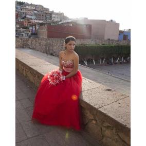 35e91cfe6 Vestidos De Xv Rojos Con Negro - Ropa para Bebés en Guanajuato en ...