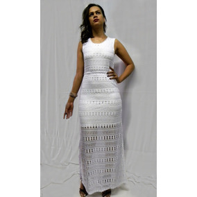 1bc00ff716d8 Vestidos Longos Da Hering - Vestidos Femininas no Mercado Livre Brasil