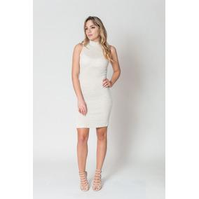 0d8638729cc6e Vestidos Cuello Alto Cortos - Vestidos Cortos para Mujer en Mercado ...