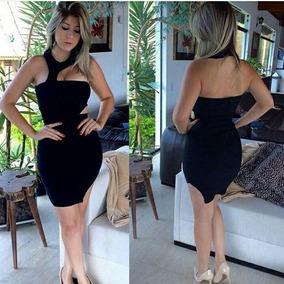 c71b3d4843 Natasha Tricot - Vestidos no Mercado Livre Brasil