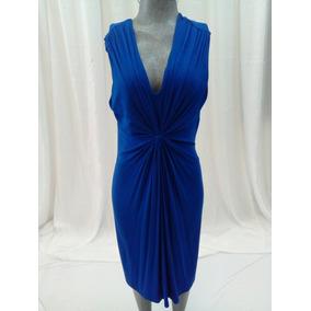 593a002798 Vestido Azul De Tirantes Calvin Klein. La Segunda Bazar