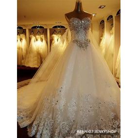 4940b3789c8 Vestidos De Novia Jenkyshop Importados - Vestidos de Mujer en ...