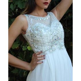 db3ba8b82 Guantes De Gala Largos - Vestidos de Fiesta de Mujer Blanco en ...