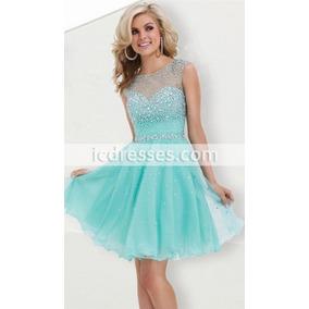 ac4299347a Vestidos Juveniles Cortos Para Fiestas - Vestidos de Fiesta de Mujer ...