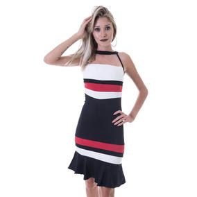9f7803f50 Vestido Bicolor Ateen Lindo!! - Vestidos Femininas em Itapevi no ...